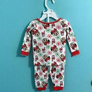 Disney Pajamas - NEW - Disney Infant Girl Pajamas **  3 for $30.00